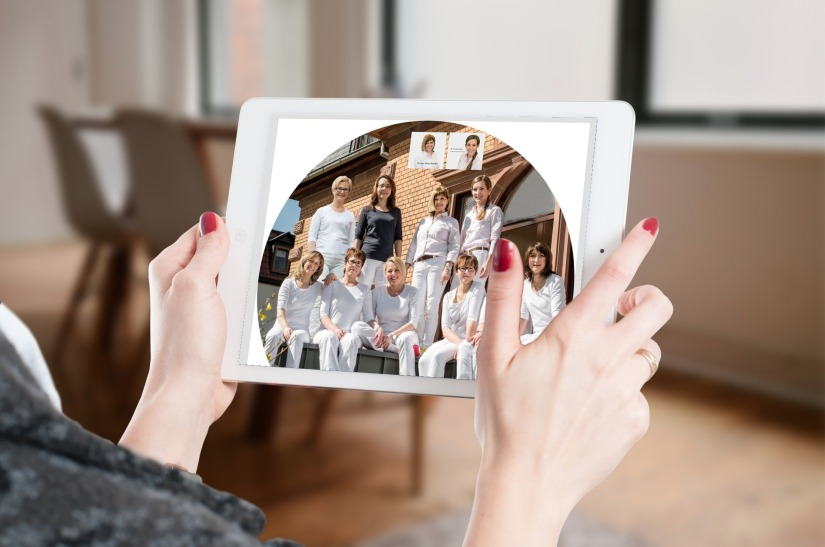 expertin_marketing_kunden_website_zahnarzt_tablet