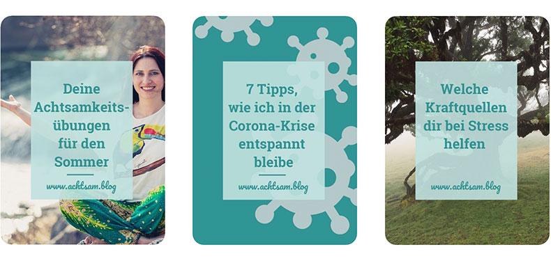 Pinterest: Pins von Sarah M. Richter